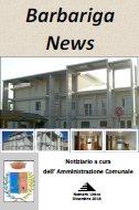 Notiziario comunale Barbariga - 2013