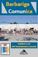 Notiziario comunale Barbariga - 2015