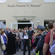 Inaugurazione lavori Scuola Primaria
